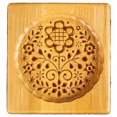 Годинник настінний з арабськими цифрами діаметр 70 см. З акрилу. Стрілки 30 см.