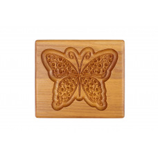 Пряничная дошка  Метелик15*15 (дошка для друкованого пряника) дерев'яна