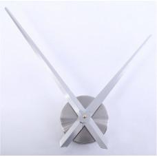 Годинниковий механізм срібло (годинна 32 см хвилинна 40 см)