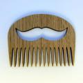 """Гребінь для бороди дерев'яний """"Вуса"""""""