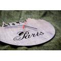 """Годинник настінний  """"Paris"""" діаметр 30 см"""