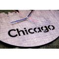 """Годинник настінний  """"Чікаго"""" діаметр 30 см"""